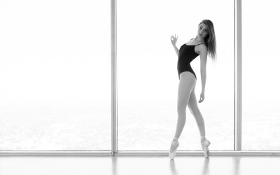 ABOVE IT ALL - Dancer: Caroline Ward