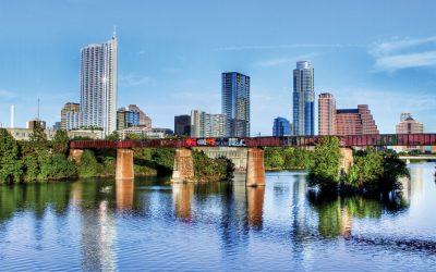 Austin Skyline -  Austin Series