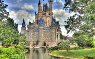 Disney Castle - Disney Series
