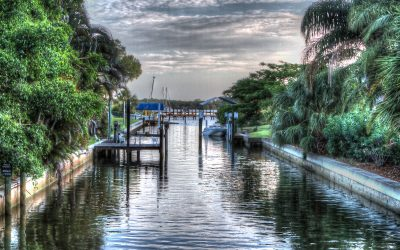 Florida Canal - Disney Series