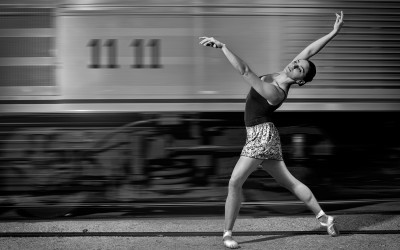 LOCO MOTION - Dancer: Kate Kislingbury