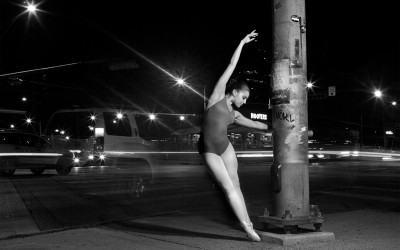 NIGHT MOVES - Dancer: Kate Kislingbury