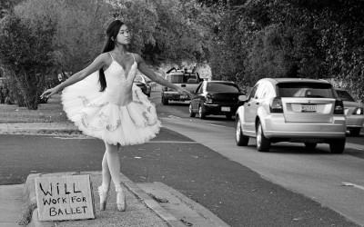 PANHANDLER - Dancer: Angie Li