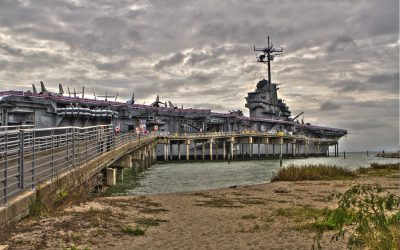USS Lexington - Corpus Series