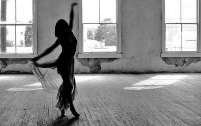 SILHOUETTE IN MOTION - Dancer: Marisa Mingea