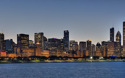 Chicago Skyline - Chicago Series