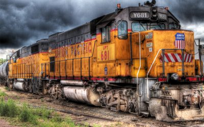 Storm Train - Colorado Series