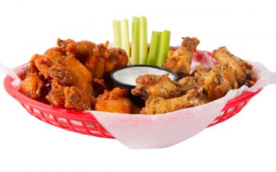 Combo Wing Basket